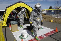Decontamination Tent & Hazardous Materials u2013 Gallatin County Emergency Management