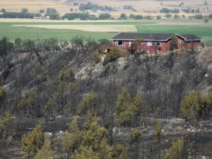 Saved House, Pine Creek - 2012