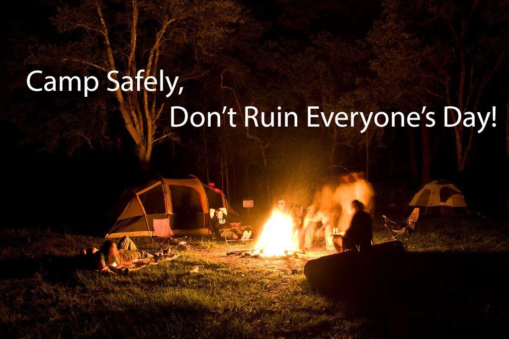 Have a Fire Safe Weekend