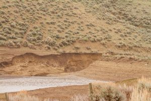 Badger Creek Dam Failure