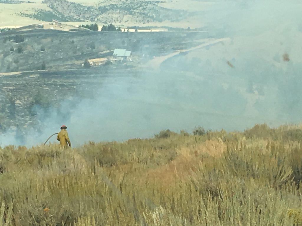 Horseshoe Fire Update 9/11/18  17:30