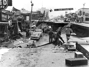 1964 Anchorage Earthquake