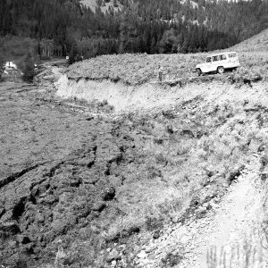 60th Anniversary of Hebgen Lake Earthquake – 8/17/2019