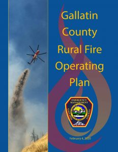 2020 Rural Fire Operating Plan Adopted